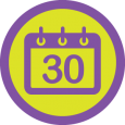 Super User: That's 30 check-ins in a month for you!