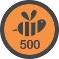 "Super Duper Swarm: That ""Super Swarm"" badge is for babies! Welcome to the Super Duper Swarm Club - 500 people checked in at once!"