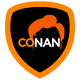 CONAN Audience: Well look at you, fancy pants. You're seeing Conan live in NYC and you've got the badge to prove it. Well, not a real badge, but still, you're pretty cool. Watch more of Conan's return to the Big Apple @teamcoco.com/ConanNYC