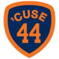 Syracuse 44: Some of the greatest players in Syracuse University history have worn the legendary #44. Today, you join them! Wear it proudly. Go 'Cuse!