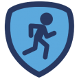 Warm Up: Congratulations! That's 3 activities completed with RunKeeper. But don't stop now... You're just getting warmed up! Try tracking an upcoming race or some other activities with RunKeeper to earn more badges.
