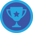 Newbie: Congrats on your first check-in! In foursquare, you earn badges for your best check-ins – like going to museums, staying out late, or working out at the gym ten times in a month. Have fun exploring!