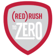 (RED)Rush to Zero: Your check-in just triggered a $1 donation to fight AIDS. 1,000 babies are born with HIV every day. By 2015 we believe that can be close to zero. Keep checking-in at (RED) partners & retailers during (RED)RUSH through June 10. Learn more at redrush.com