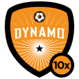 Houston Dynamo: Put your scarves up, make some noise and show your Forever Orange pride. Let's go Dynamo!
