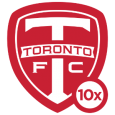 Toronto FC: Qu'est-ce que vous chantez? Nous chantons les rouges allez!! You just unlocked the Toronto FC Badge. And the Reds go marching on to victory! #TFClive