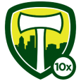 Portland Timbers: Welcome to Soccer City, USA – you're RCTID. Thanks for supporting the Timbers and the Rose City!