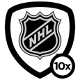 NHL: Lucky you, on Foursquare checking in gets you a badge, not a penalty. Thanks for being an NHL fan! Use the code foursquare15 for a 15% discount on NHL gear at Shop.NHL.com.