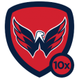 Washington Capitals: You're Rocking the Red! Thanks for your help in Building America's Hockey Capital, now Let's Go Caps!
