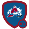 Colorado Avalanche: You bleed Burgundy and Blue because you are an Avaholic! #GoAvsGo