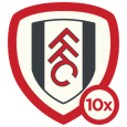 Fulham FC: FFC is taking you home, to the place where you belong. Craven Cottage, by the River. Thanks for checking in @FulhamFC! You can now purchase our brand new Fulham & foursquare t-shirt & you might be rewarded if you wear it! http://ow.ly/hSV4o