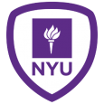 NYU: From Presidential Welcome to Presidential Convocation Speech, you have successfully collected your bouquet of violets. Wear this badge proudly!